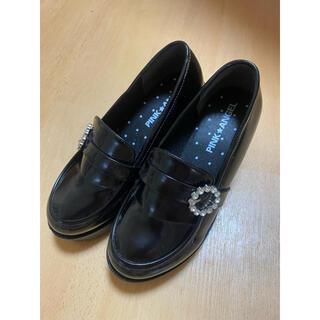 シマムラ(しまむら)の厚底ローファー(ローファー/革靴)