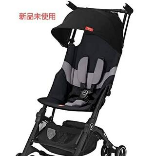 cybex - 【新品未使用】ポキットプラス  オールテレイン ブラック B型 ベビーカー