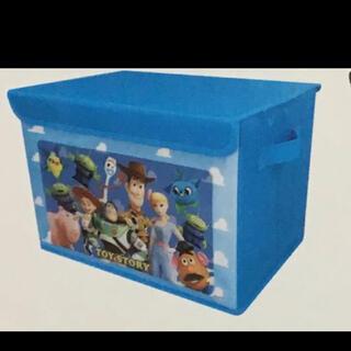 ディズニー(Disney)の新品 ディズニー トイストーリー 収納ボックス(フタ付き)カラーボックス(ケース/ボックス)
