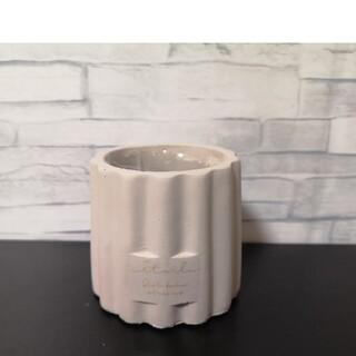 192 ピンクベージュ プランター モンブラン インテリア シック 植木鉢(プランター)