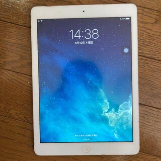 アップル(Apple)の【ジャンク】iPad Air 32GB Wi-Fiモデル(タブレット)