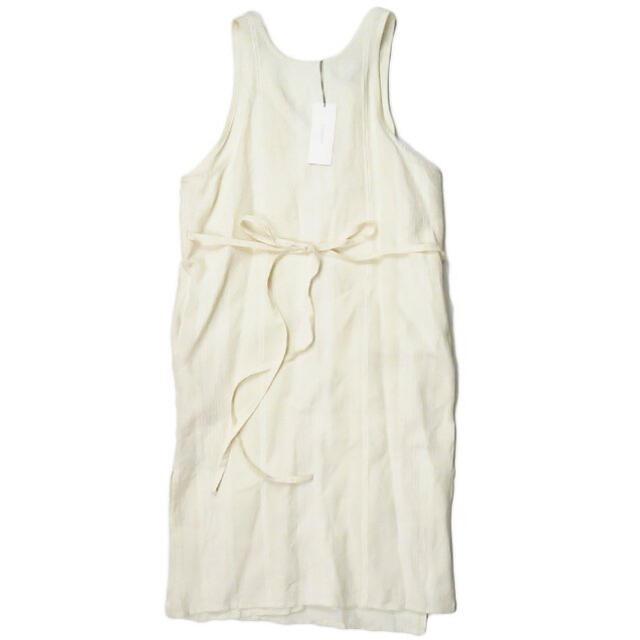 PHEENY(フィーニー)の新品 PHEENY Ramie rayon mole wrap dress  レディースのワンピース(ロングワンピース/マキシワンピース)の商品写真