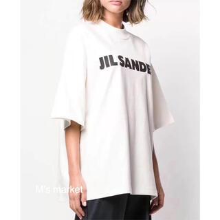 ジルサンダー(Jil Sander)のJILSANDER  オーバーサイズ サンプル ユニセックス Tシャツ ビッグ(Tシャツ(半袖/袖なし))