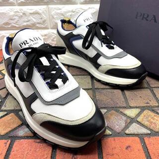 PRADA - PRADA プラダ スニーカー 靴 厚底