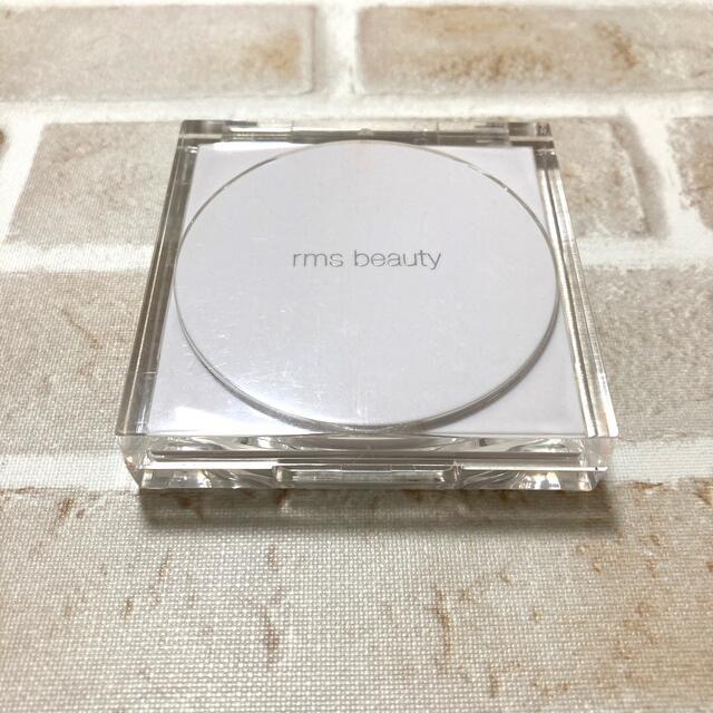 Cosme Kitchen(コスメキッチン)のrms beauty ルミナイジングパウダー スカーレットピーチ 10g コスメ/美容のベースメイク/化粧品(フェイスパウダー)の商品写真