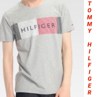 TOMMY HILFIGER - トミーヒルフィガー【TOMMYHILFIGER 】 ロゴTシャツ  新品✨