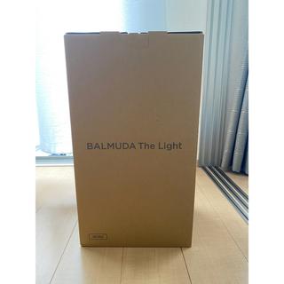 バルミューダ(BALMUDA)のバルミューダ THE LIGHT ホワイト(テーブルスタンド)