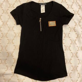 ドルチェアンドガッバーナ(DOLCE&GABBANA)の美品🤍DOLCE & GABBANA トップス(Tシャツ(半袖/袖なし))