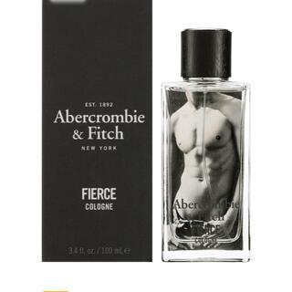 アバクロンビーアンドフィッチ(Abercrombie&Fitch)のAbercrombie&Fitch フィアース 100ml アバクロ 香水(ユニセックス)