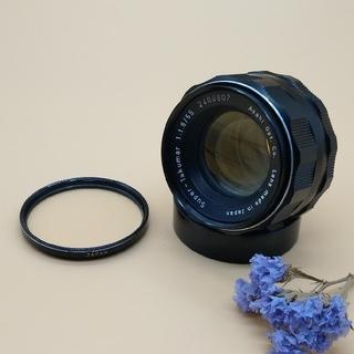 ペンタックス(PENTAX)のペンタックス Super Takumar 55mm F1.8 スーパータクマー(レンズ(単焦点))