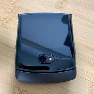 Motorola - Motorola razr 5G  ポリッシュグラファイト モトローラ