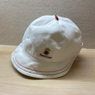 ファミリア(familiar)のfamiliar ファミリア ベビー帽子(帽子)