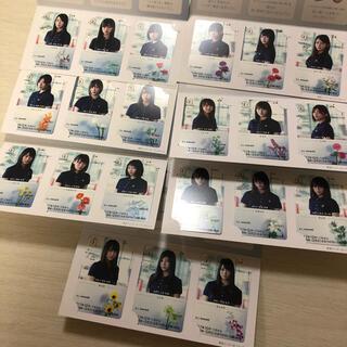 欅坂46(けやき坂46) - 欅坂46 東急東横線90周年記念コラボ乗車券