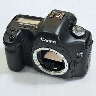 Canon - キヤノン EOS 5D ボディ