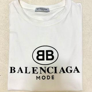 バレンシアガ(Balenciaga)のBALENCIAGA(Tシャツ/カットソー(半袖/袖なし))