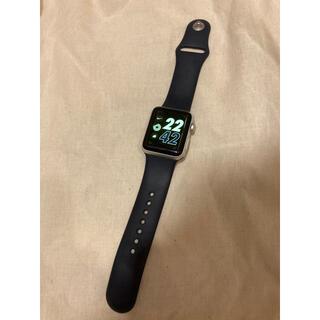 Apple Watch - Apple Watch Nike+ アルミニウム 38mm