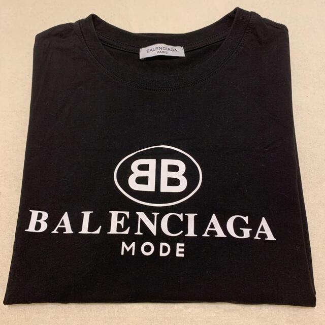 Balenciaga(バレンシアガ)のBALENCIAGA メンズのトップス(Tシャツ/カットソー(半袖/袖なし))の商品写真