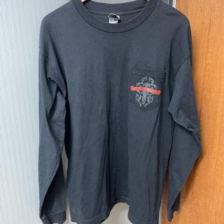 Chrome Hearts - クロムハーツ ダガー ロゴ ロンt ロングtシャツ