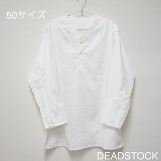 ワンエルディーケーセレクト(1LDK SELECT)の夏用50 ロシア軍スリーピングシャツ スリーピングシャツ 薄手 m47 m-47(Tシャツ/カットソー(七分/長袖))