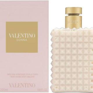 ヴァレンティノ(VALENTINO)のVALENTINO ドンナ ボディローション 200ml(ボディローション/ミルク)