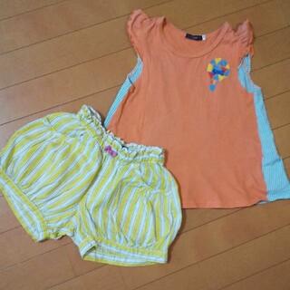 カルディア(CALDia)のカルディア ショートパンツ トップス セット 130(Tシャツ/カットソー)