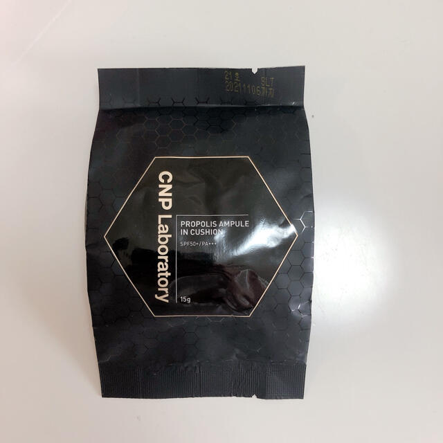 CNP(チャアンドパク)のみぃぃ様専用 CNP プロポリスアンプルインクッション 21号 コスメ/美容のベースメイク/化粧品(ファンデーション)の商品写真