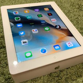 アイパッド(iPad)の【Aランク】iPad2 16GB  WiFi アイパッド 第2世代 ホワイト(タブレット)