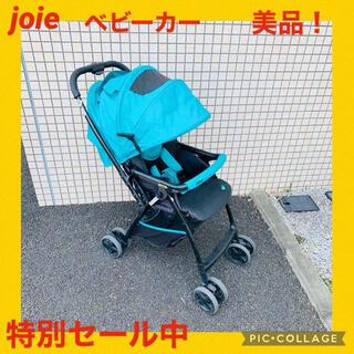 Joie (ベビー用品) - 【Joie】ジョイー 軽量ベビーカー エアスキップ