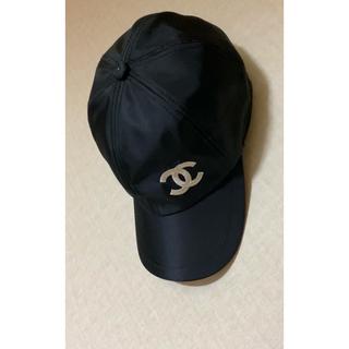 シャネル(CHANEL)の CHANEL キャップ帽子(キャップ)