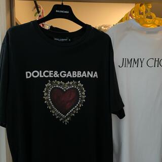 ドルチェアンドガッバーナ(DOLCE&GABBANA)のドルチェ&ガッバーナハートTシャツ(Tシャツ/カットソー(半袖/袖なし))