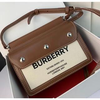 バーバリー(BURBERRY)のBURBERRYバーバリー ポケットバッグ ショルダーバッグ(トートバッグ)