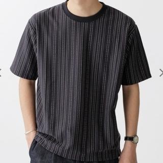ナノユニバース(nano・universe)のナノ・ユニバース 新品カットソー(Tシャツ/カットソー(半袖/袖なし))