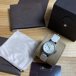 ルイヴィトン(LOUIS VUITTON)のルイヴィトン VUITTON Q1313 モノグラム タンブール ホログラム(腕時計)