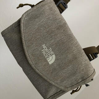 THE NORTH FACE - THE NORTH FACEフロントアクセサリーポケット NM91502 カーキ