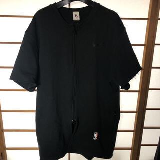 フィアオブゴッド(FEAR OF GOD)のfearofgod×NIKE ウォームアップトップ(Tシャツ/カットソー(半袖/袖なし))
