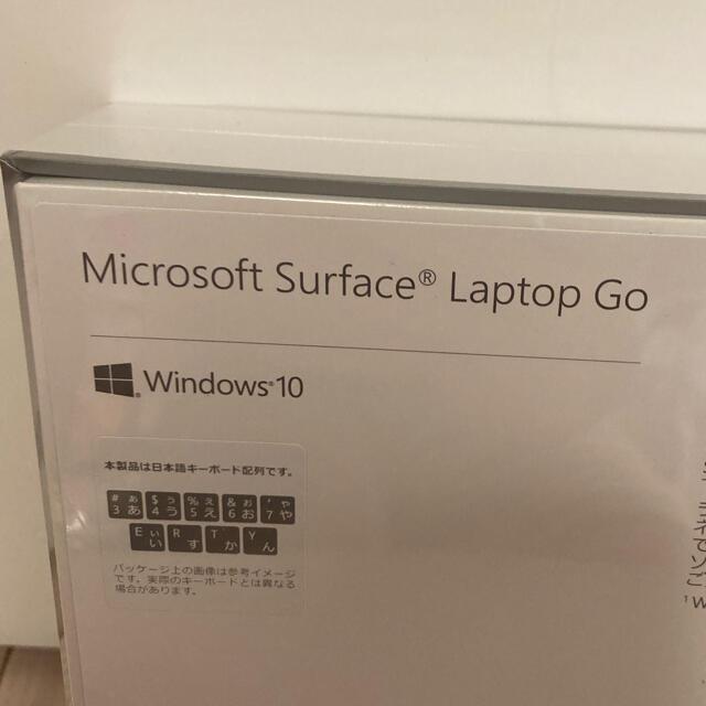 Microsoft(マイクロソフト)のMicrosoft THJ-00020  Surface 新品未開封 スマホ/家電/カメラのPC/タブレット(ノートPC)の商品写真