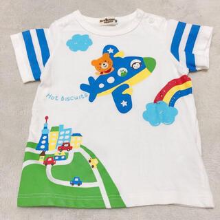 mikihouse - ★ミキハウス ホットビスケッツ 半袖Tシャツ サイズ80MIKIHOUSE ★