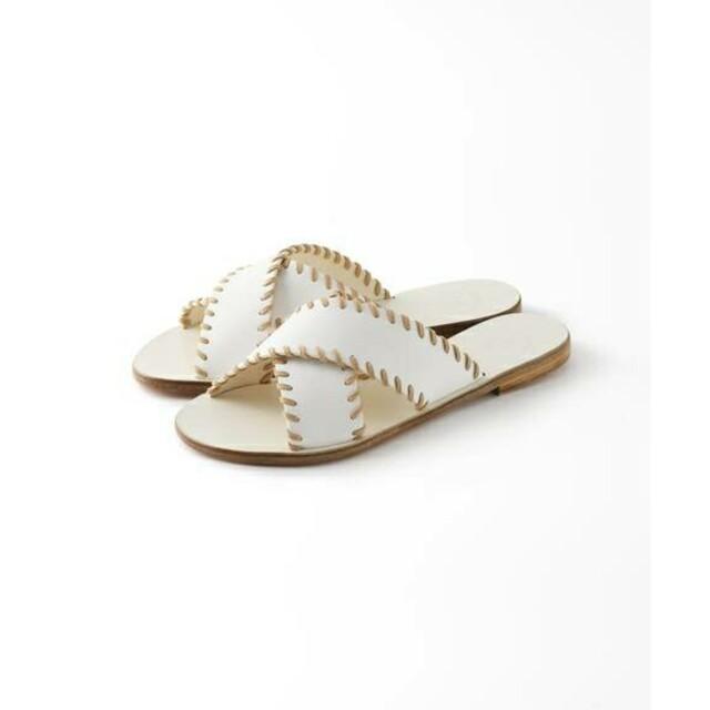 IENA(イエナ)の【MARIETTA'S FANTASY】CROSS サンダル レディースの靴/シューズ(サンダル)の商品写真