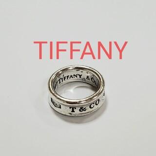 Tiffany & Co. - TIFFANY ナロー リング 指輪 シルバー 925 ティファニー 正規