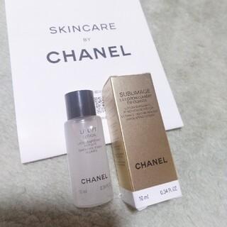 シャネル(CHANEL)のシャネル サブリマージュ ラローションルミエール ルリフトローション(化粧水/ローション)