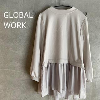GLOBAL WORK - GLOBAL WORK トップス