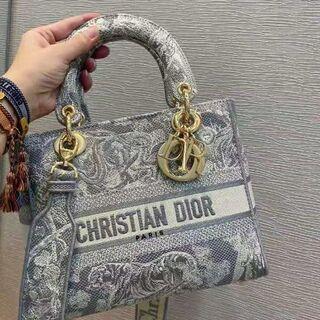 Christian Dior - 新作 DIOR LADY D-LITE ミディアムバッグ