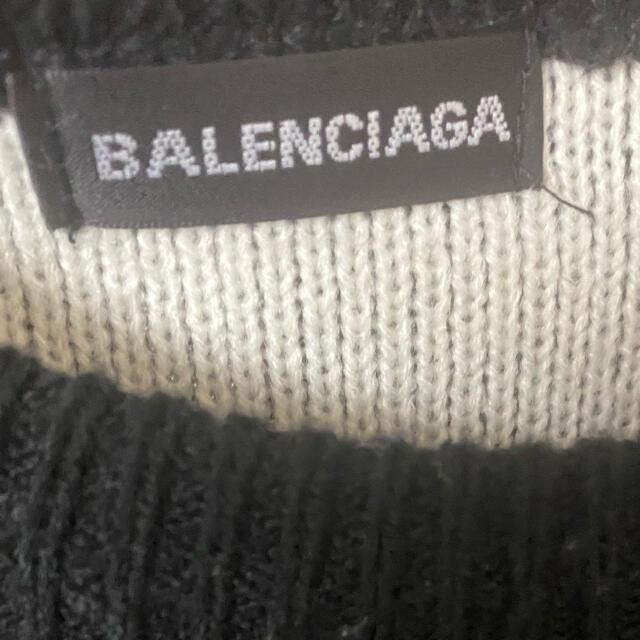 Balenciaga(バレンシアガ)のBALENCIAGAニット メンズのトップス(ニット/セーター)の商品写真