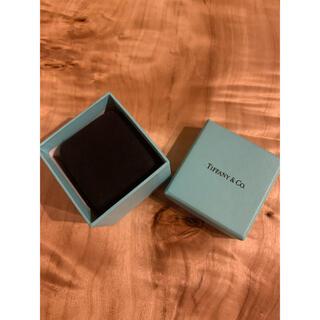 Tiffany & Co. - ティファニーの指輪の入れ物
