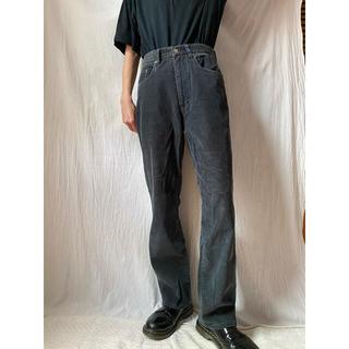 カルバンクライン(Calvin Klein)のCK カルバンクライン コーデュロイ パンツ 着画(カジュアルパンツ)