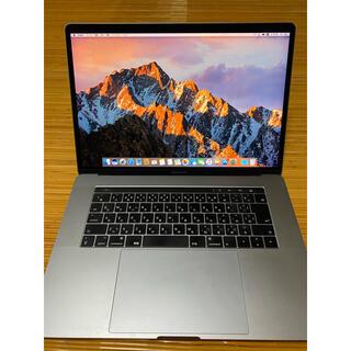 マック(Mac (Apple))のApple MacBook Pro 2017 15-inch MPTT2J/A(ノートPC)