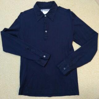 キャサリンハムネット(KATHARINE HAMNETT)のキャサリンハムネット 長袖ポロシャツ L(Tシャツ/カットソー(七分/長袖))