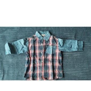 グローバルワーク(GLOBAL WORK)のシャツ★120~130cm(Tシャツ/カットソー)