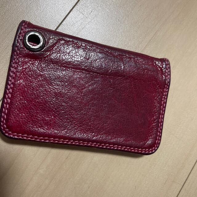 Chrome Hearts(クロムハーツ)のクロムハーツ  カードケース 名刺入れ  メンズのファッション小物(名刺入れ/定期入れ)の商品写真