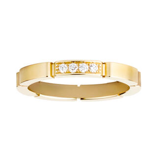 Cartier - ★美品★カルティエ マイヨン パンテールリング47号